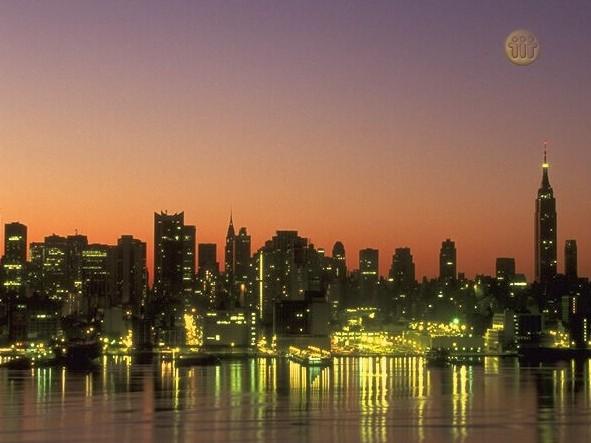 city lights background. city lights background.
